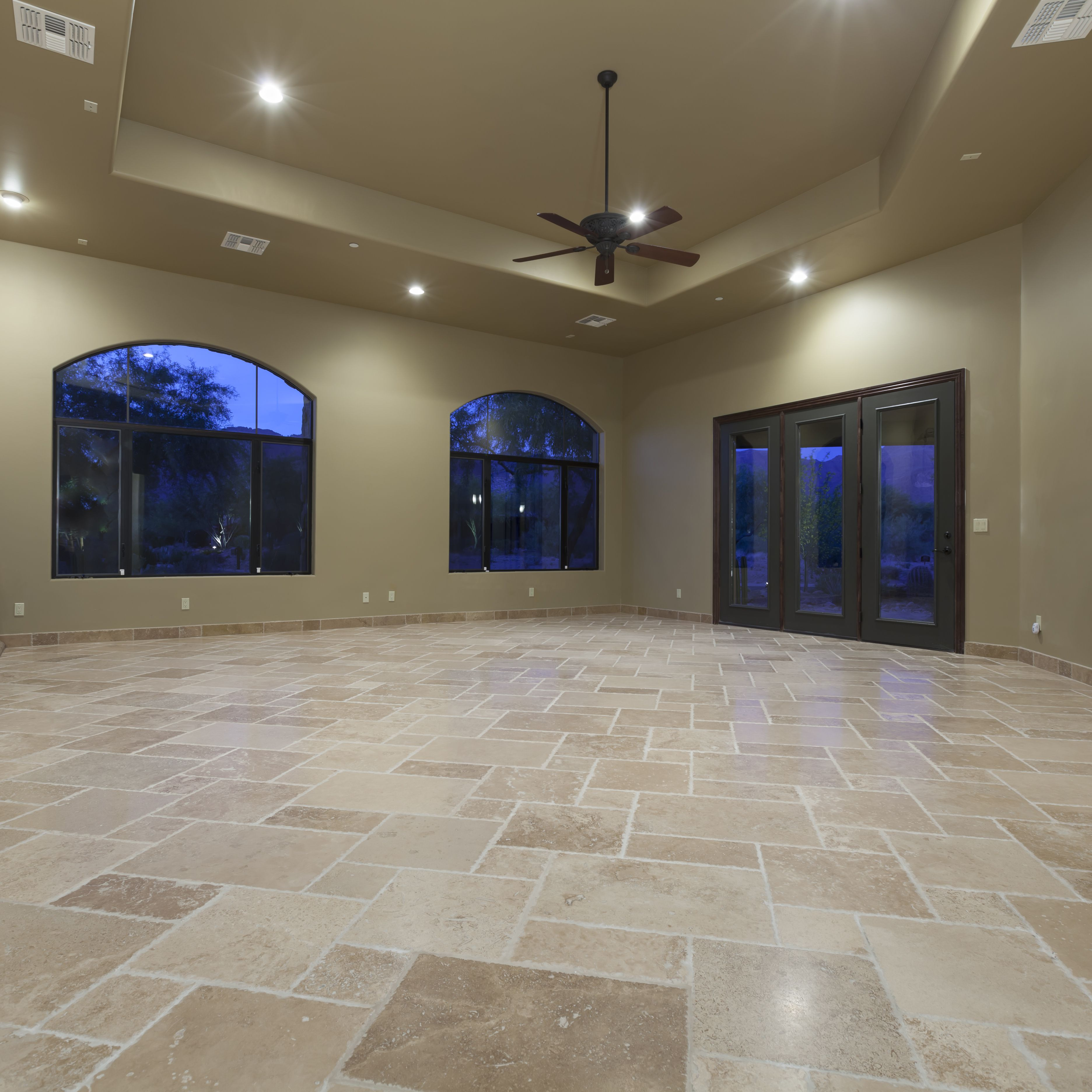 Glue Down Adhesive Floor Tiles