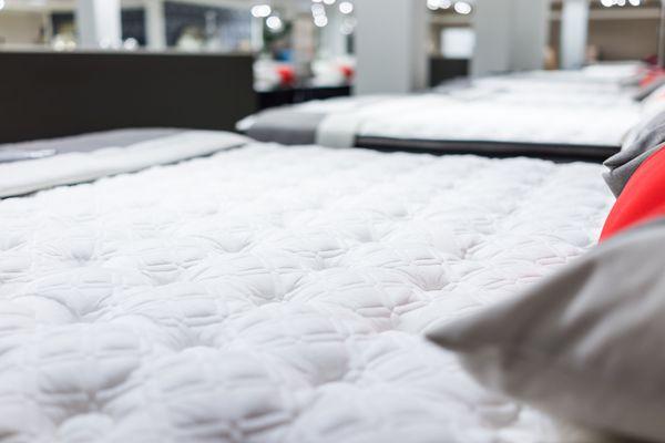 mattress showroom