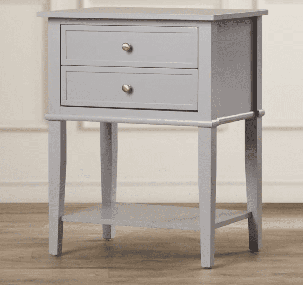 Beachcrest Home Winfield End Table with Storage