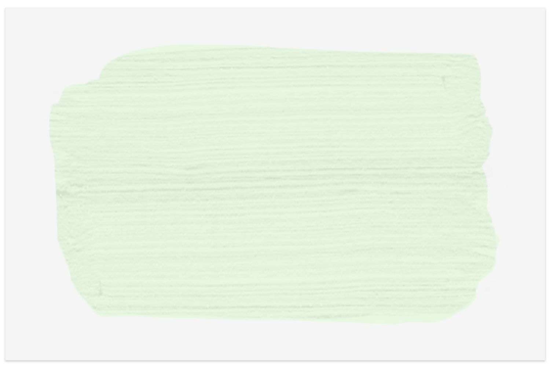 Benjamin Moore Lime Sorbet paint swatch