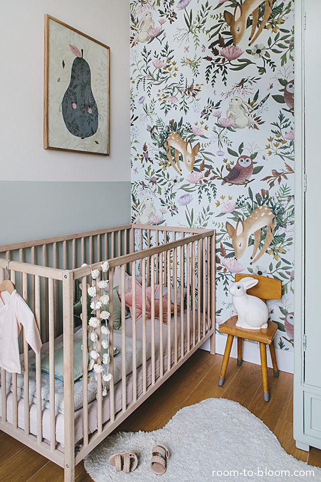 15 Adorable Ideas For An Animal Themed Nursery