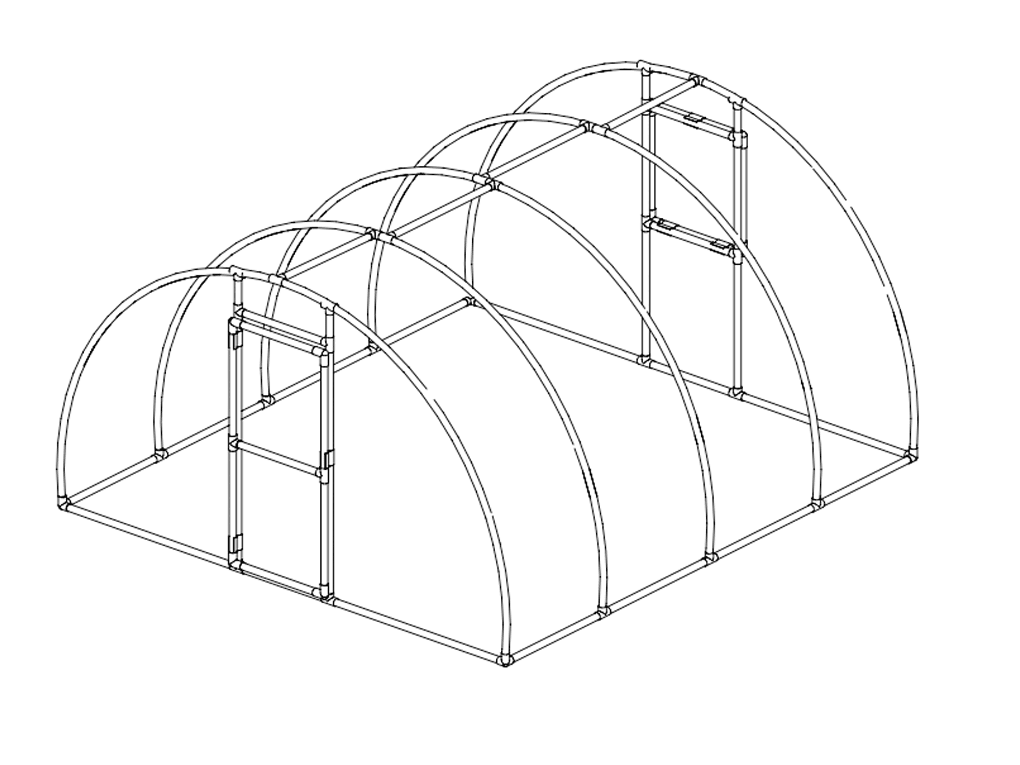 13 free diy greenhouse plans solutioingenieria Image collections