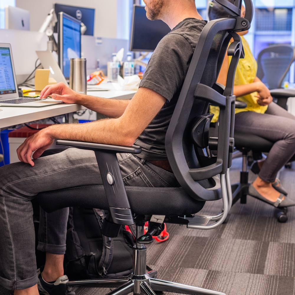 Miraculous The 9 Best Ergonomic Office Chairs Of 2019 Bralicious Painted Fabric Chair Ideas Braliciousco
