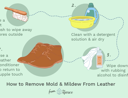 Remove Mildew Stains And Odor From Clothes And Carpet