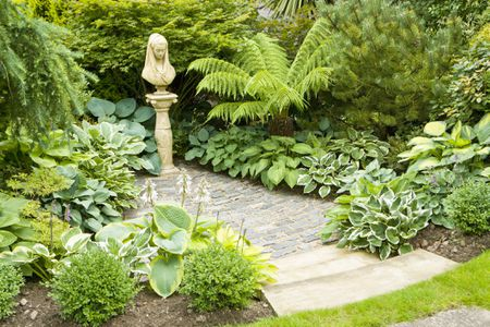 15 Inspiring Shade Garden Ideas