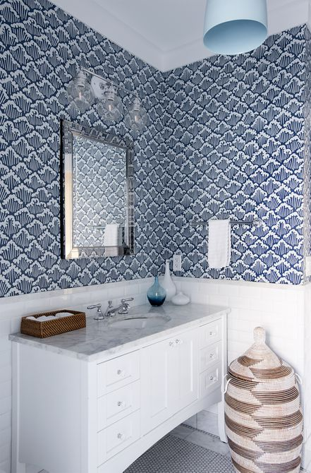 New Jersey Shore Bathroom