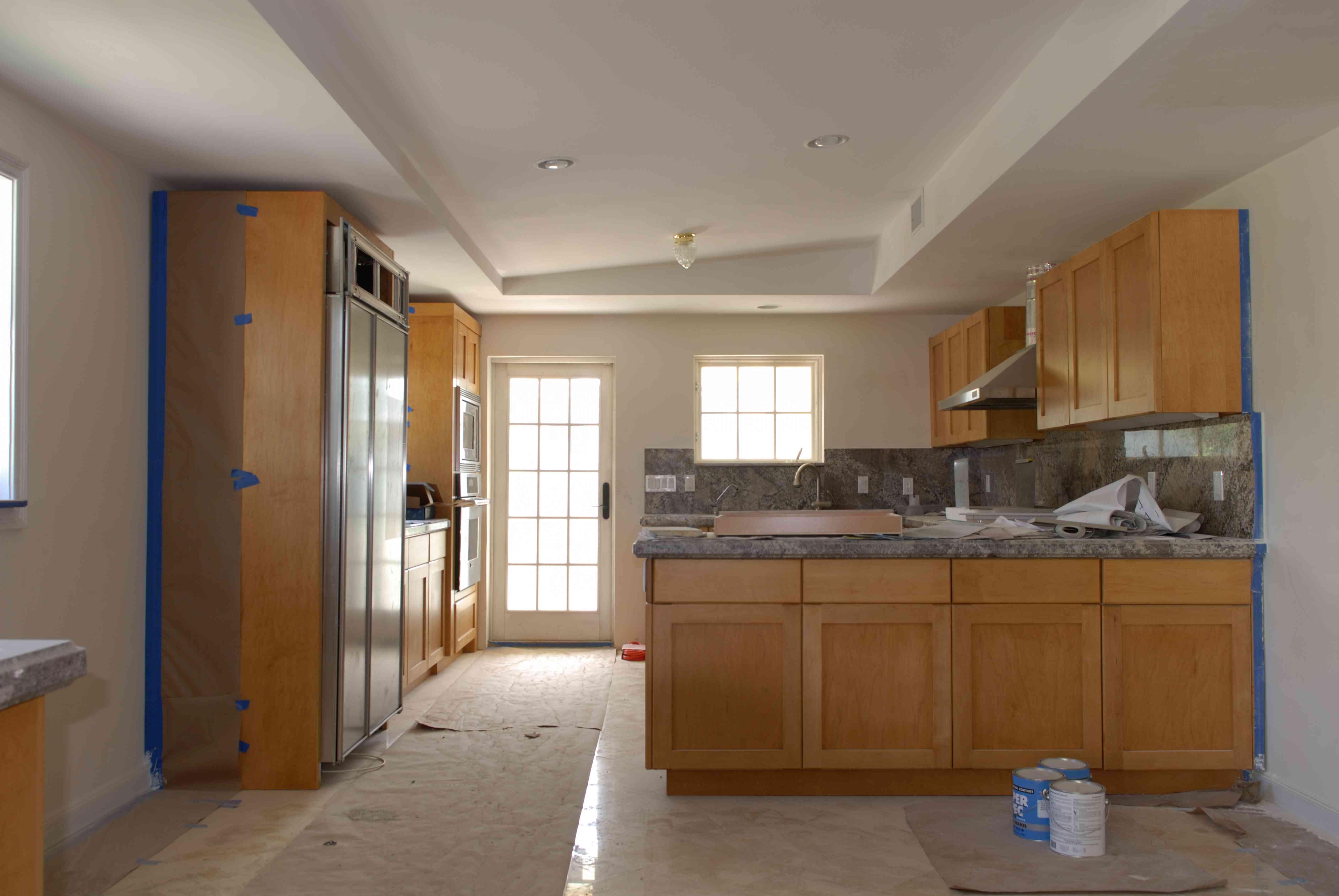Renovación de la cocina