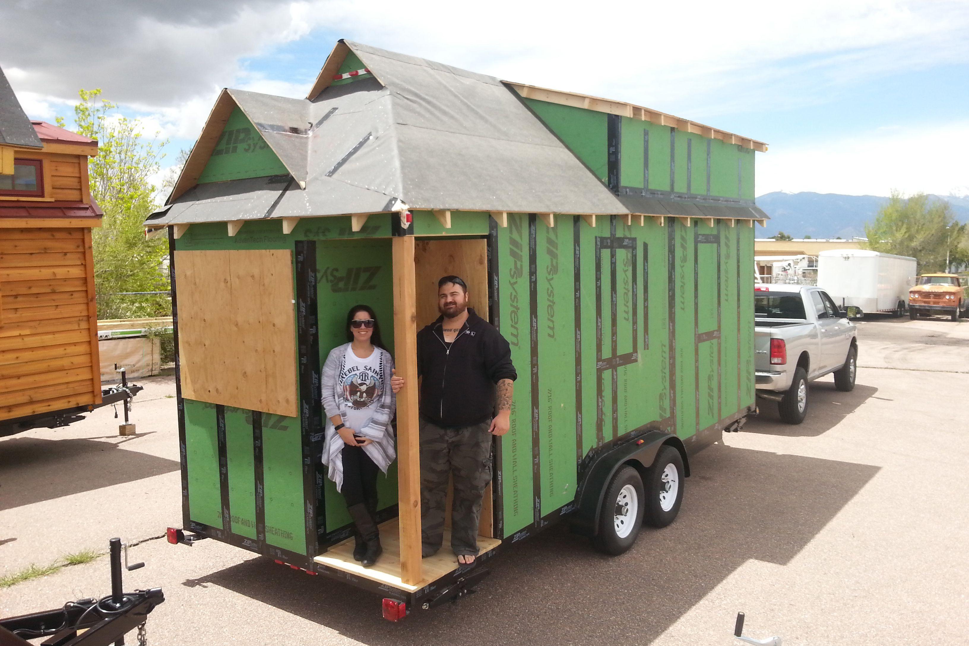 7 Totally Doable DIY Tiny House Kits on mexican mobile home, kentuckian mobile home, graham mobile home,