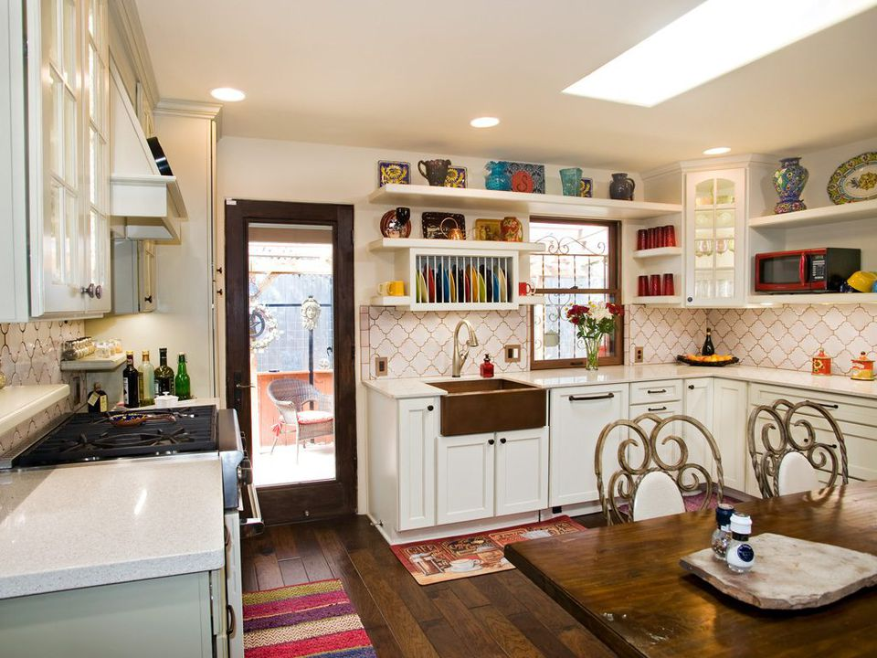 11 Modern French Country Kitchen Ideas