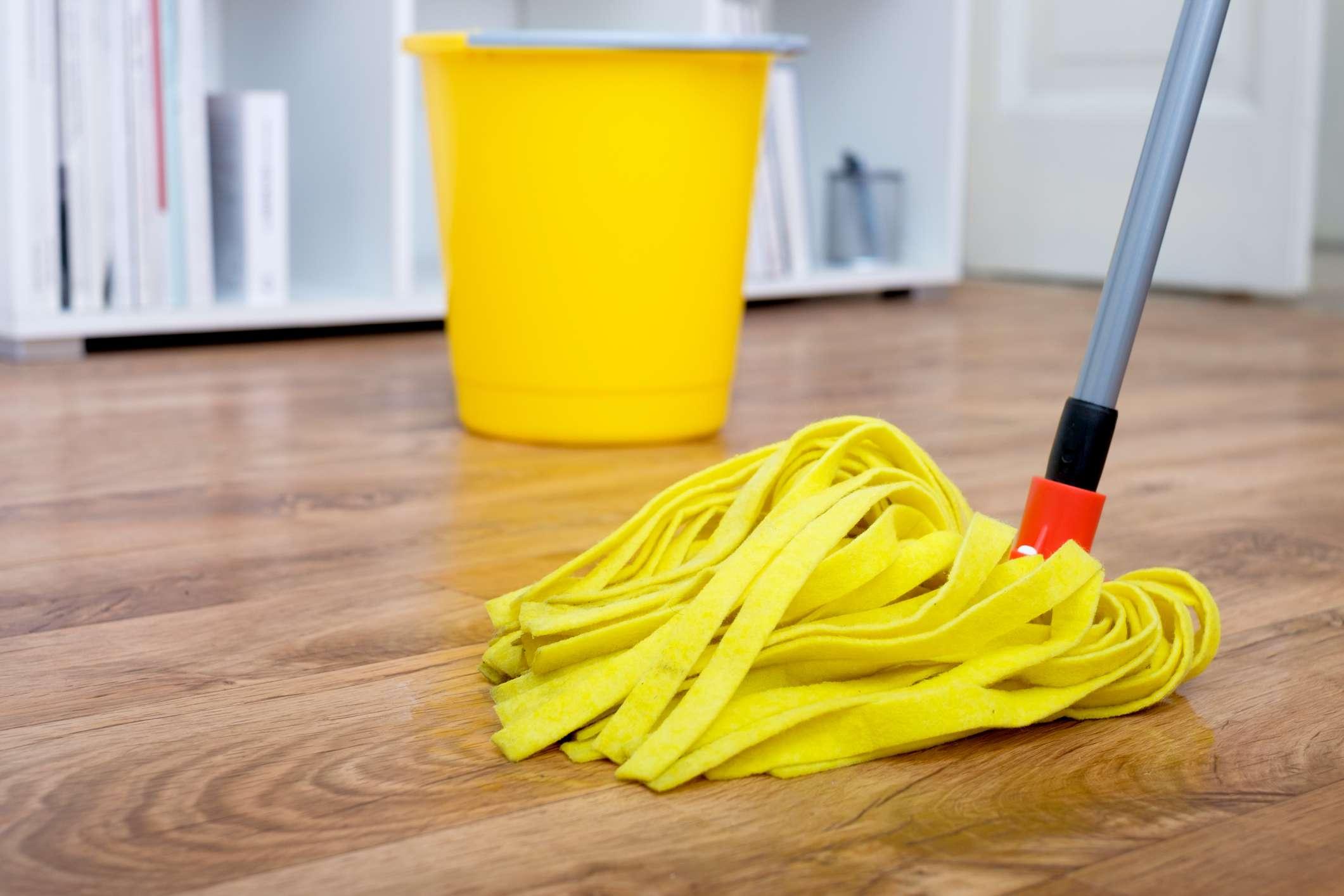 Reusable mop