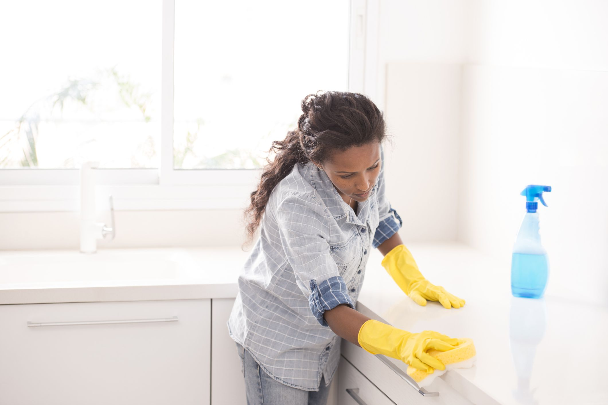 How to Clean a New Home Before You Move in