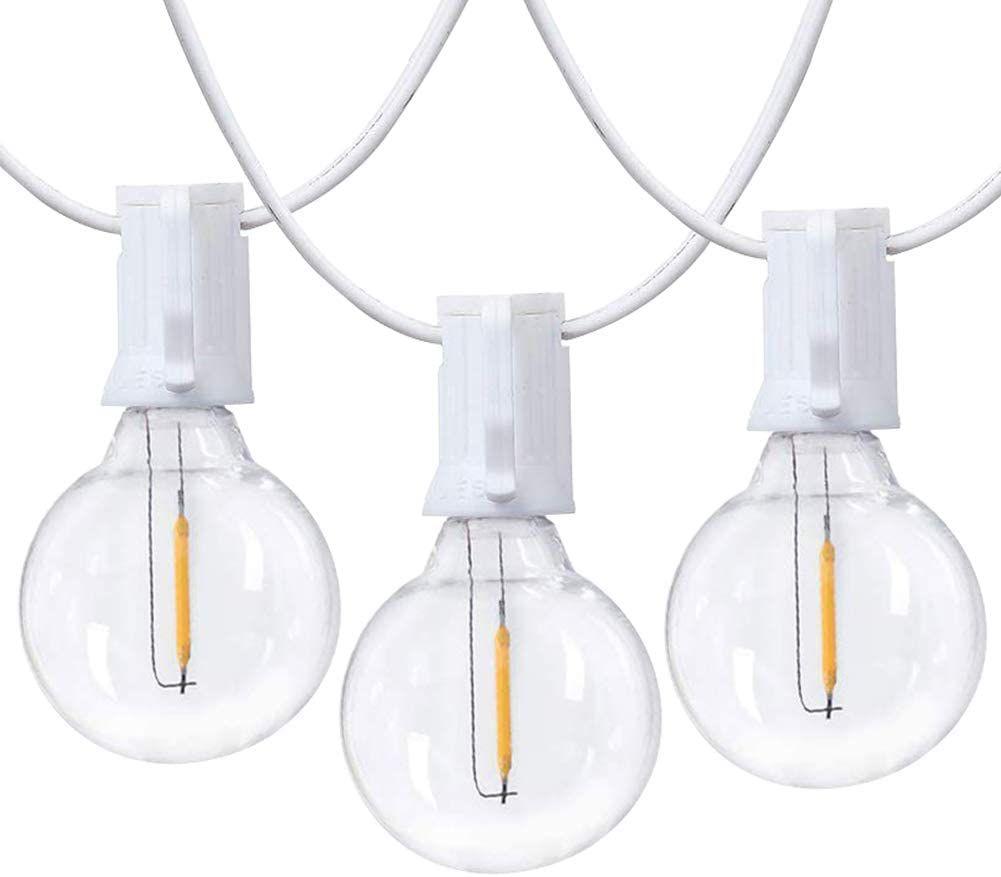 SkrLights G40 LED String Lights