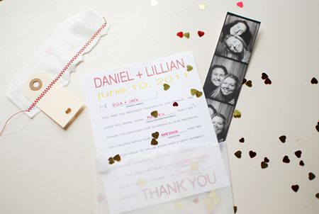 17 Gorgeous Free, Printable Wedding Thank You Cards