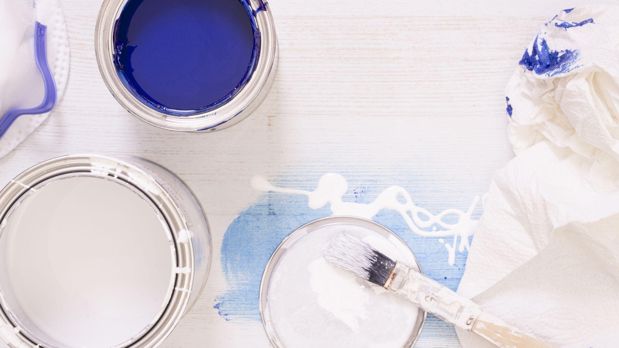 Low VOC Paint vs  No VOC Paint