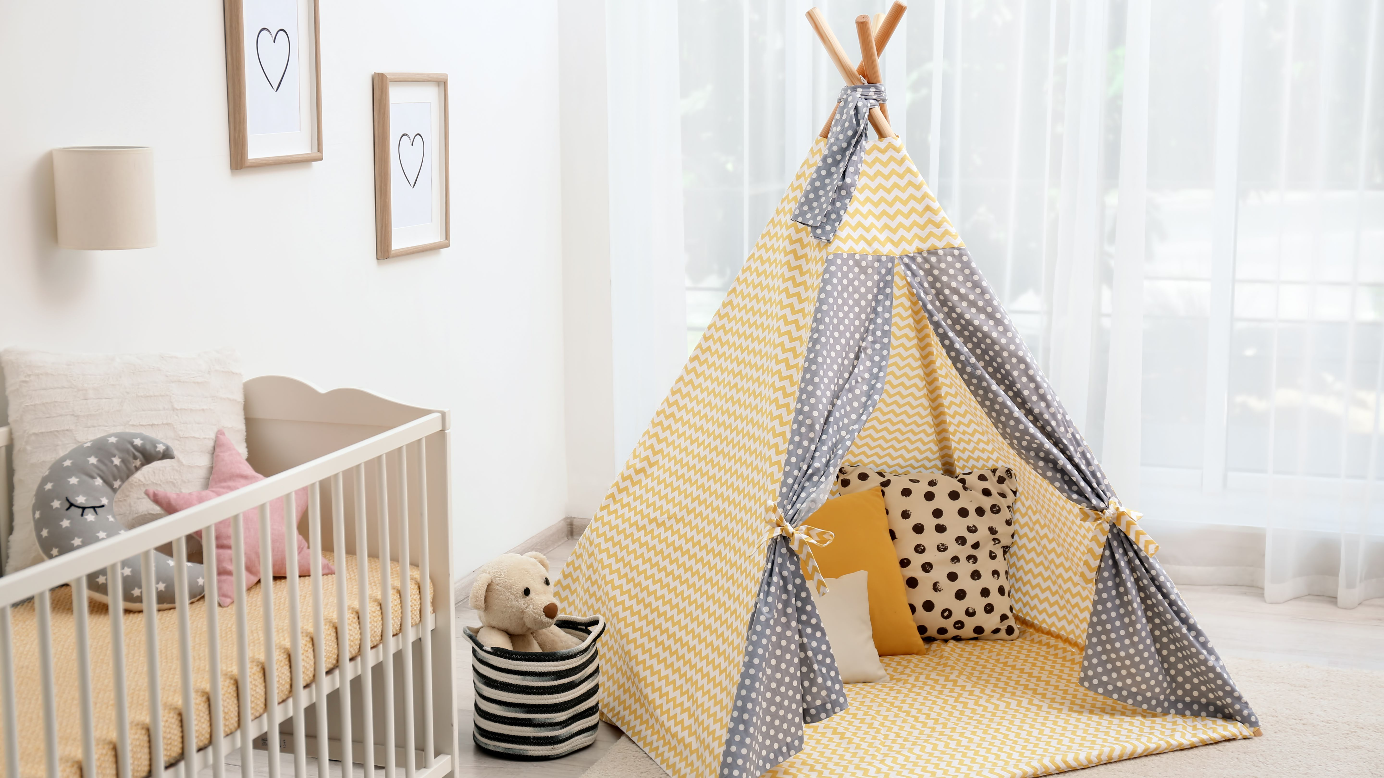 dreamy woodland decor to try better homes gardens.htm 12 diy decor projects for your tribal nursery  diy decor projects for your tribal nursery