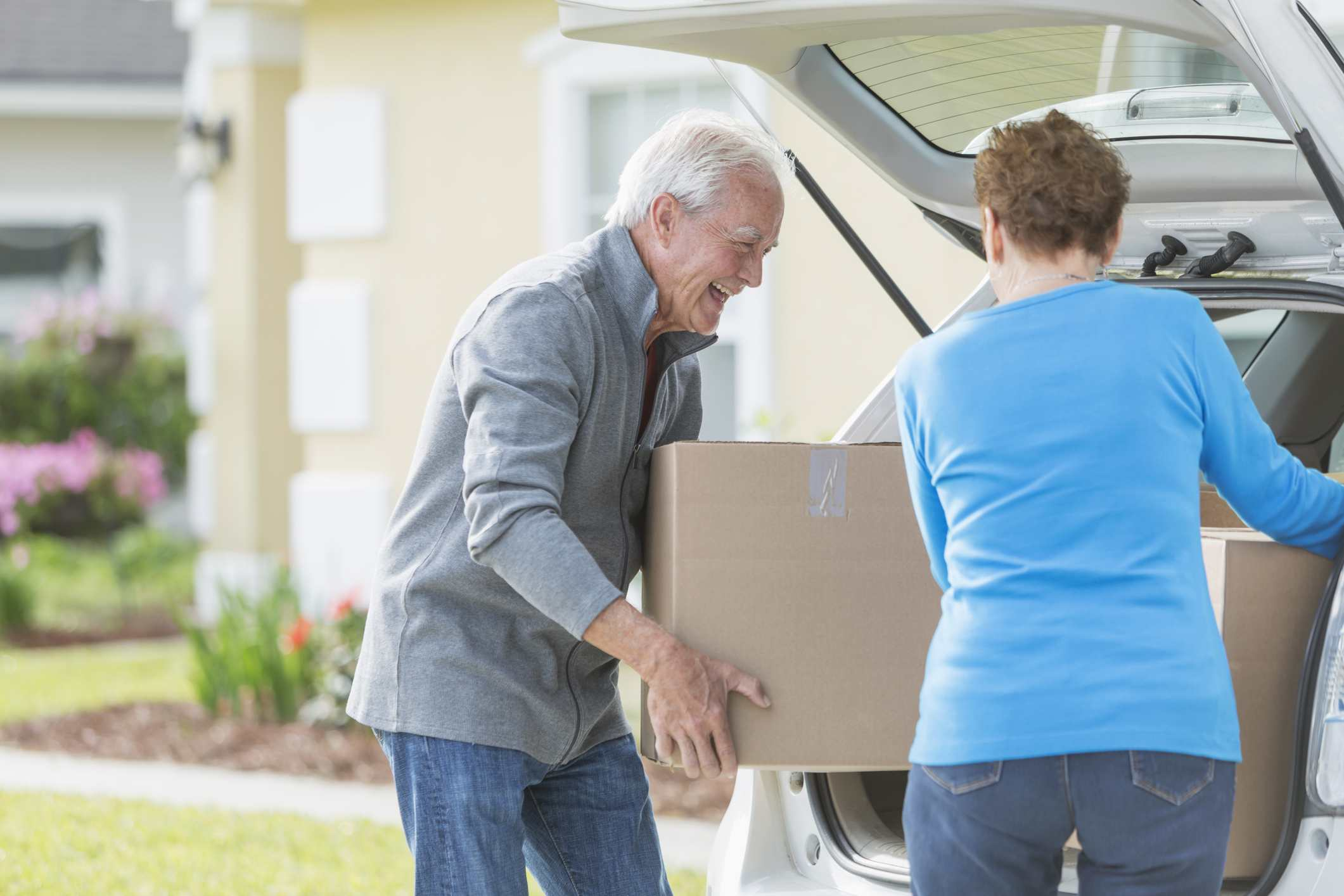 Essential Moving Guide for Seniors