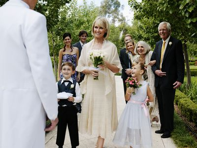What A Ring Bearer Has To Do At Wedding