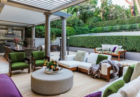 48 Outdoor Living Room Design Ideas Fascinating Outdoor Living Room Design