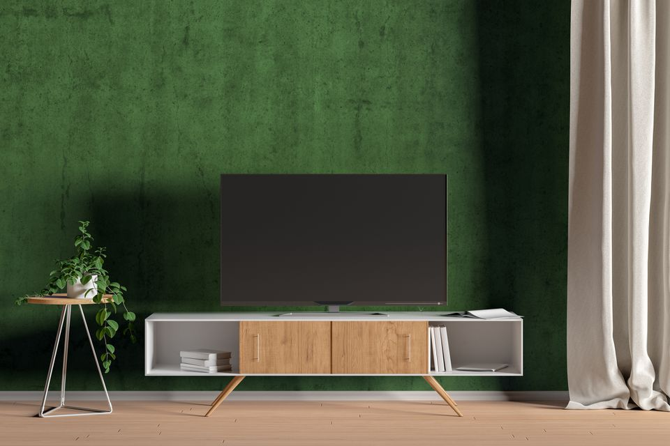 DIY Entertainment Center