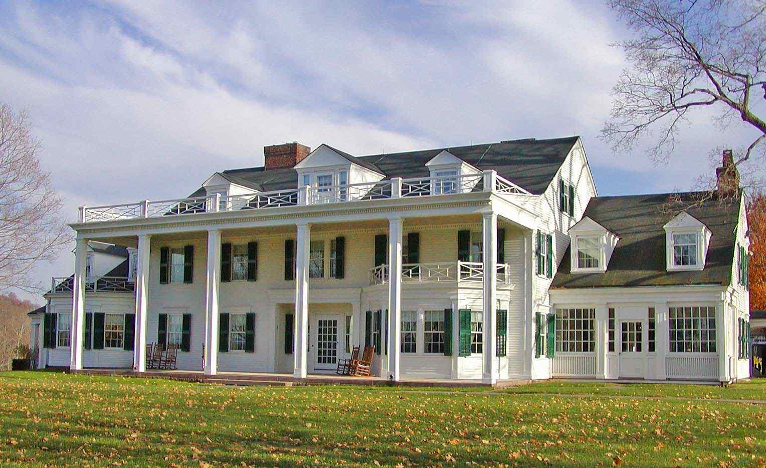 Hill-Stead Museum in Farmington, Connecticut