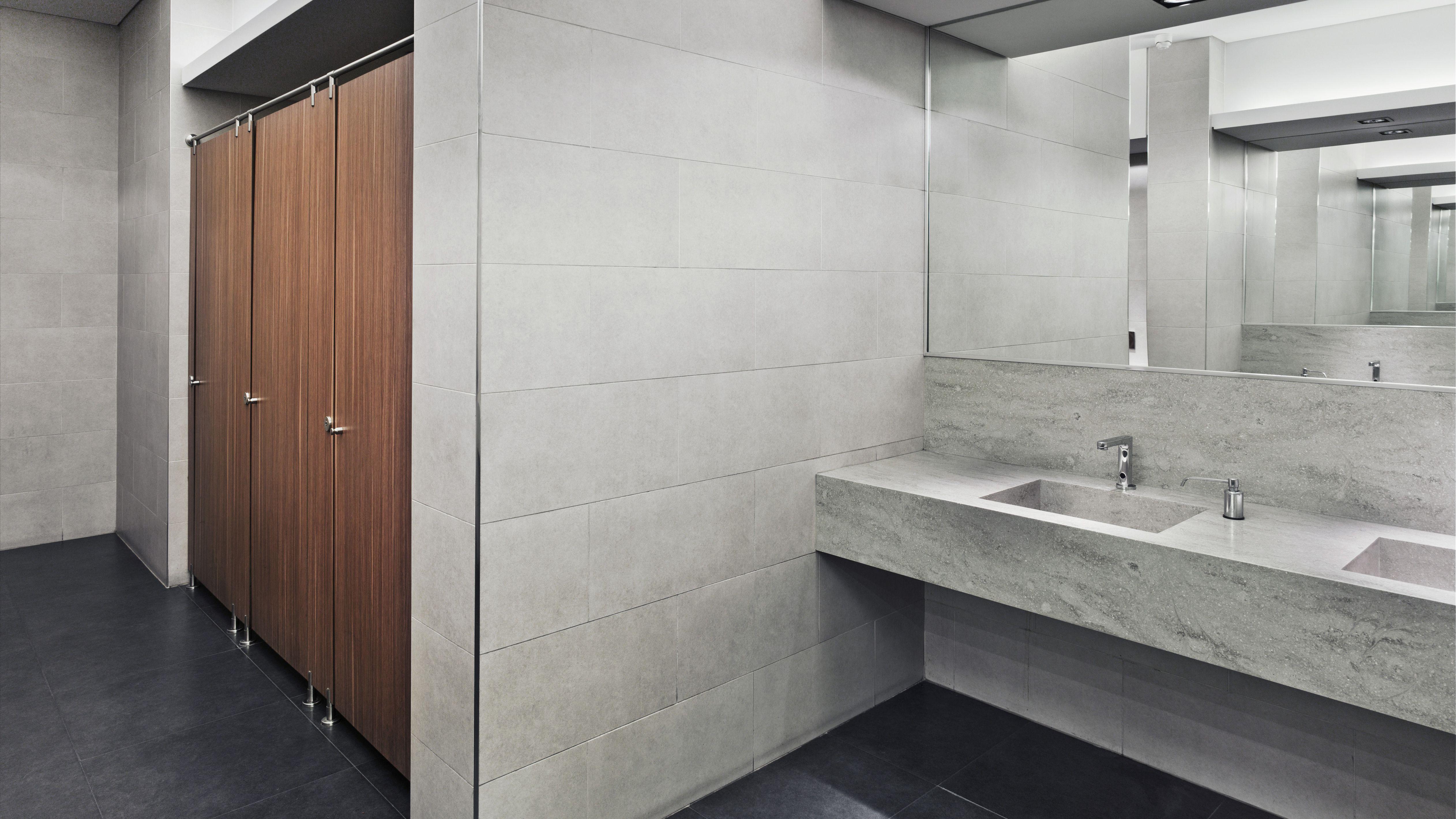 Best Options For Public Bathroom Floors