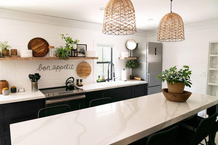 Gorgeous Modern Farmhouse Kitchens, Farmhouse Kitchen Cabinets Ideas
