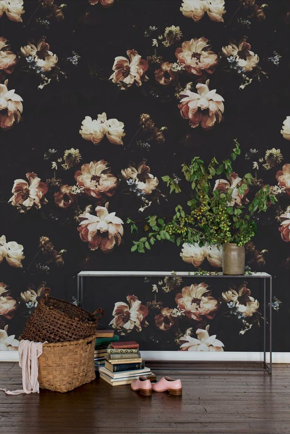 The Resurgence of Florals & How They Can Fit Into Your Decor