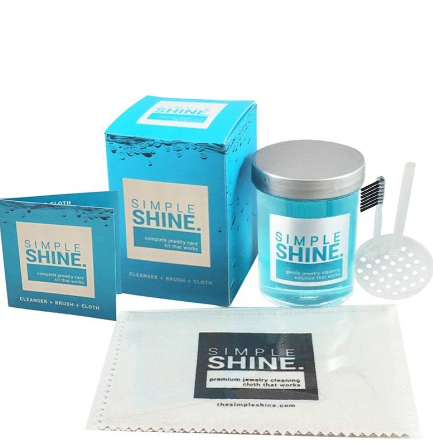 Simple Shine Complete Jewelry Kit Cleaning Kit
