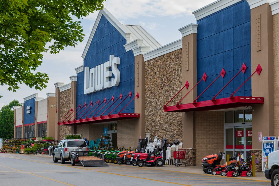 Lowes Home Improvements