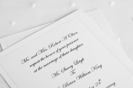 Party invitation etiquette tips wedding invitation stopboris Image collections