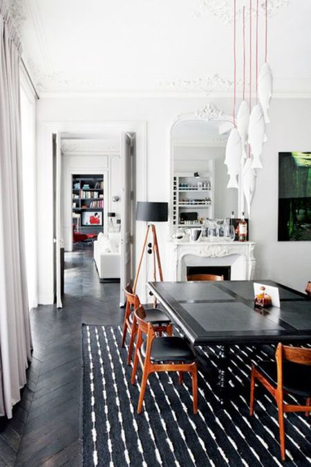25 Beautiful Dining Rooms