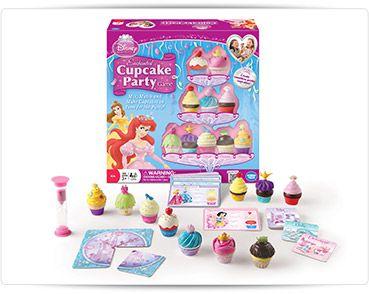Enchanted Cupcake Game Wonder Forge
