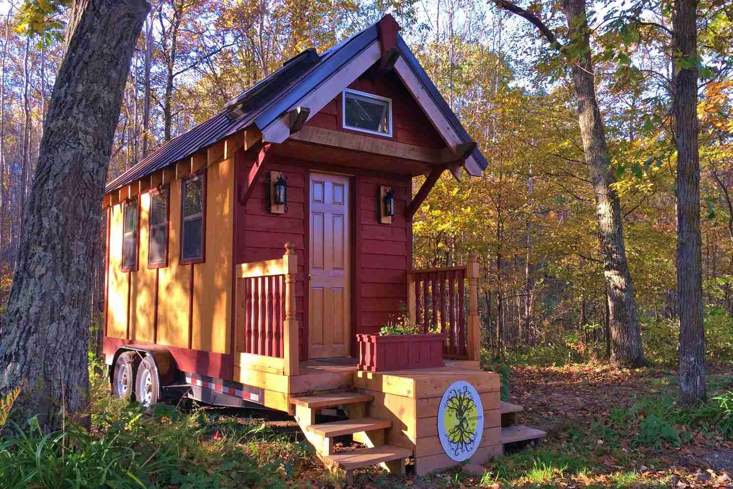 The Sanctuary Minnesota tiny house community