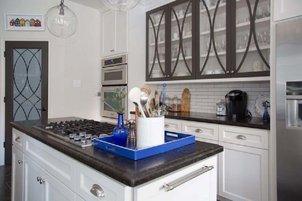 Remodelación de cocina de Carla Aston después