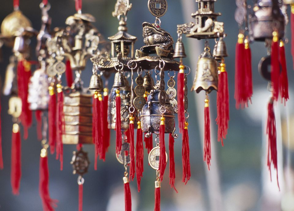 feng shui amulets chinese