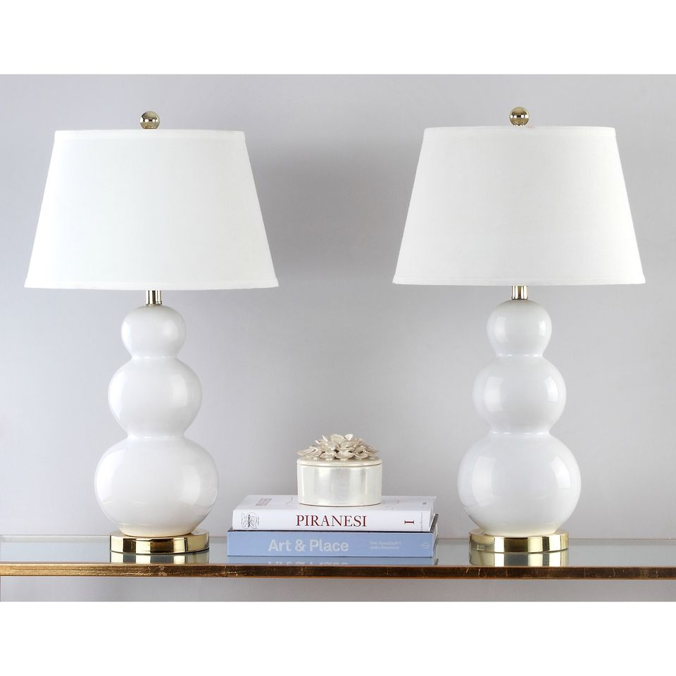 Lamp S: 5 Table Lamp Styles To Know