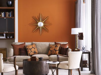 Select The Best Interior Paint Color For A Small House Fascinating Interior Paint Living Room