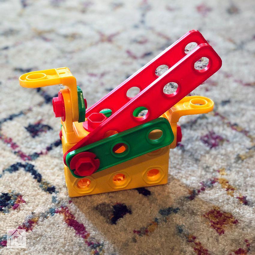 ETI Toys Lil' Engineer