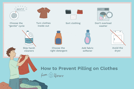 How To Prevent And Remove Pilling On Clothes