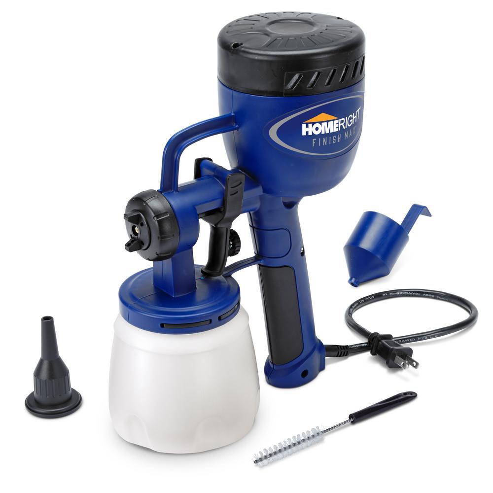HomeRight FinishMax HVLP Spray Gun