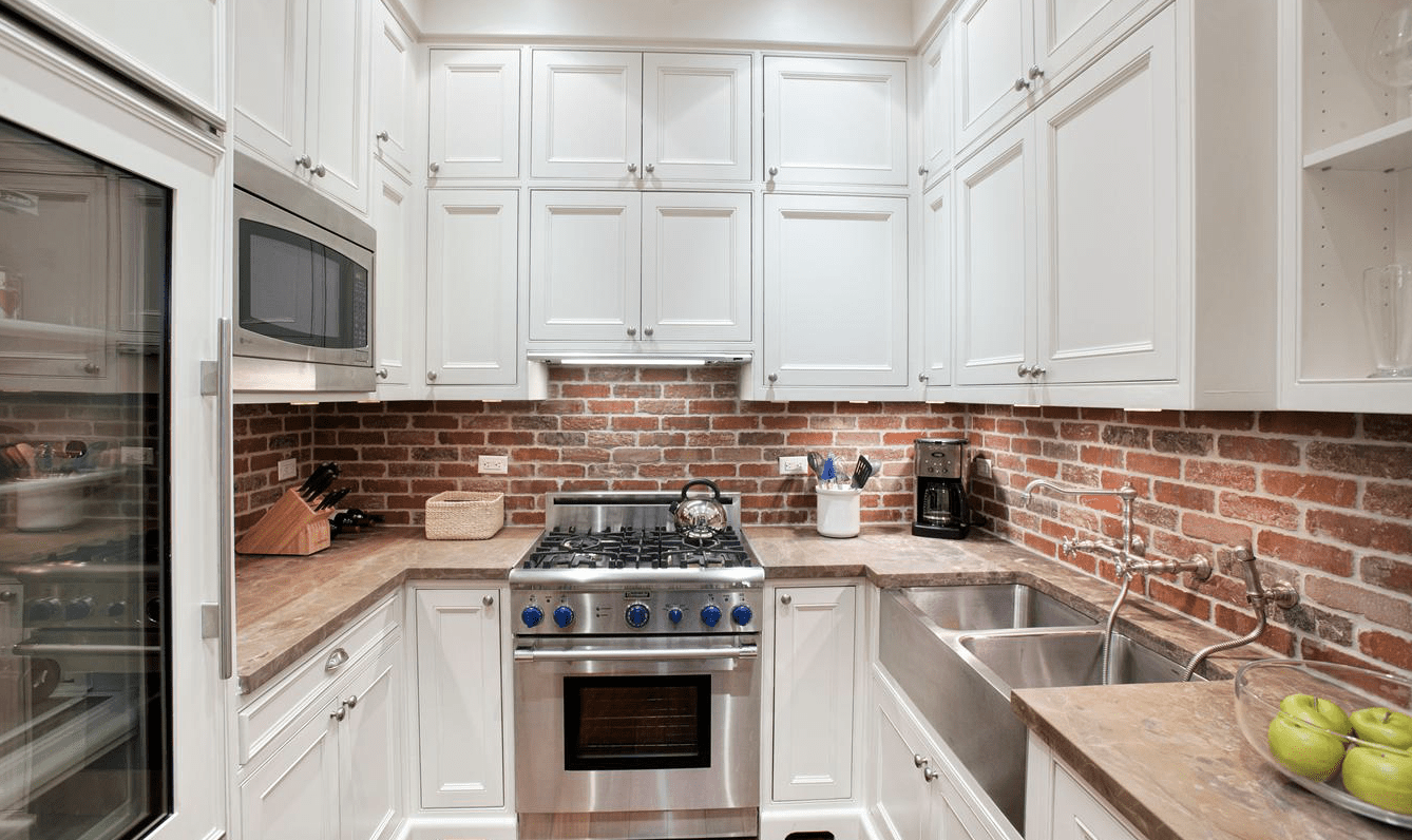 20 unique kitchen backsplashes that arent subway tile