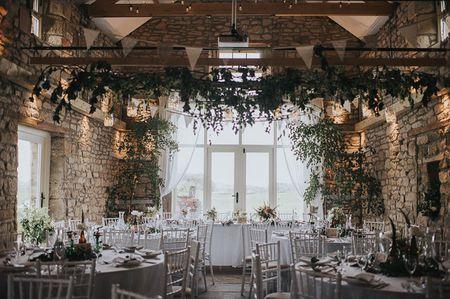 A Stone Barn Wedding