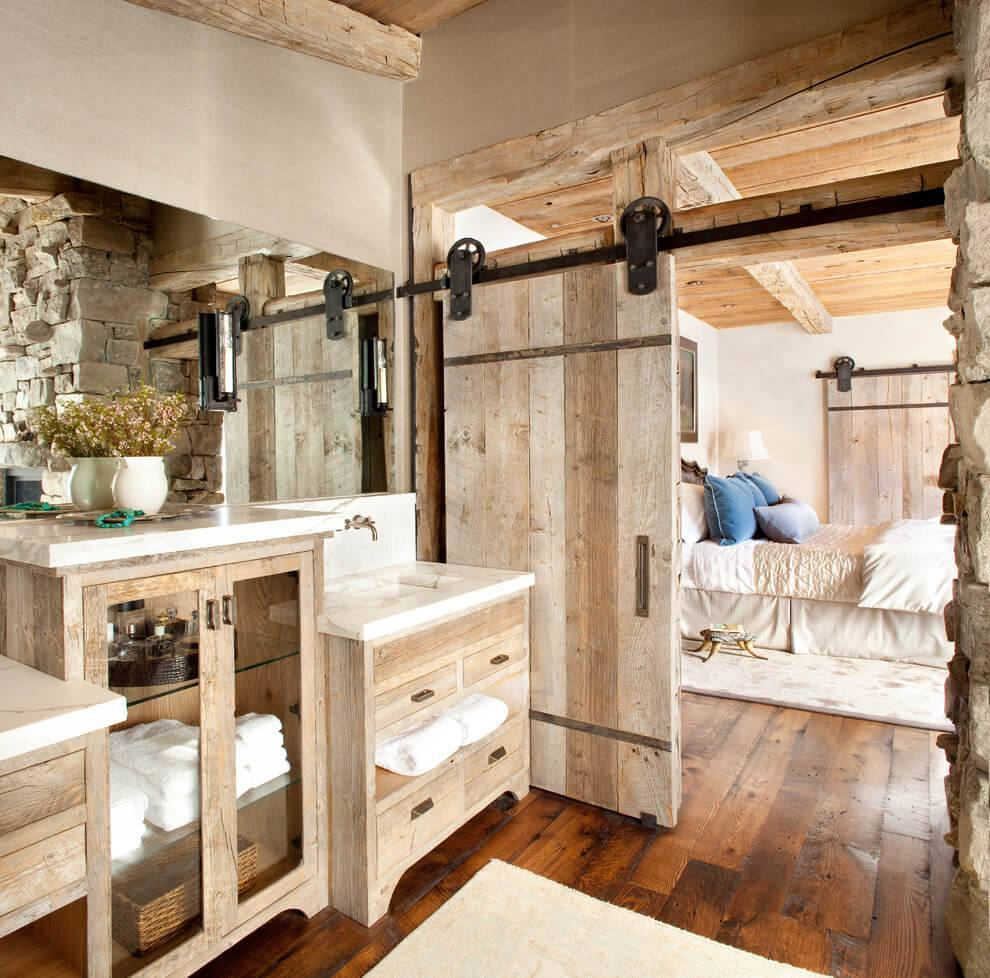 15 Inspiring Farmhouse Bathrooms - Bathrooms-designs