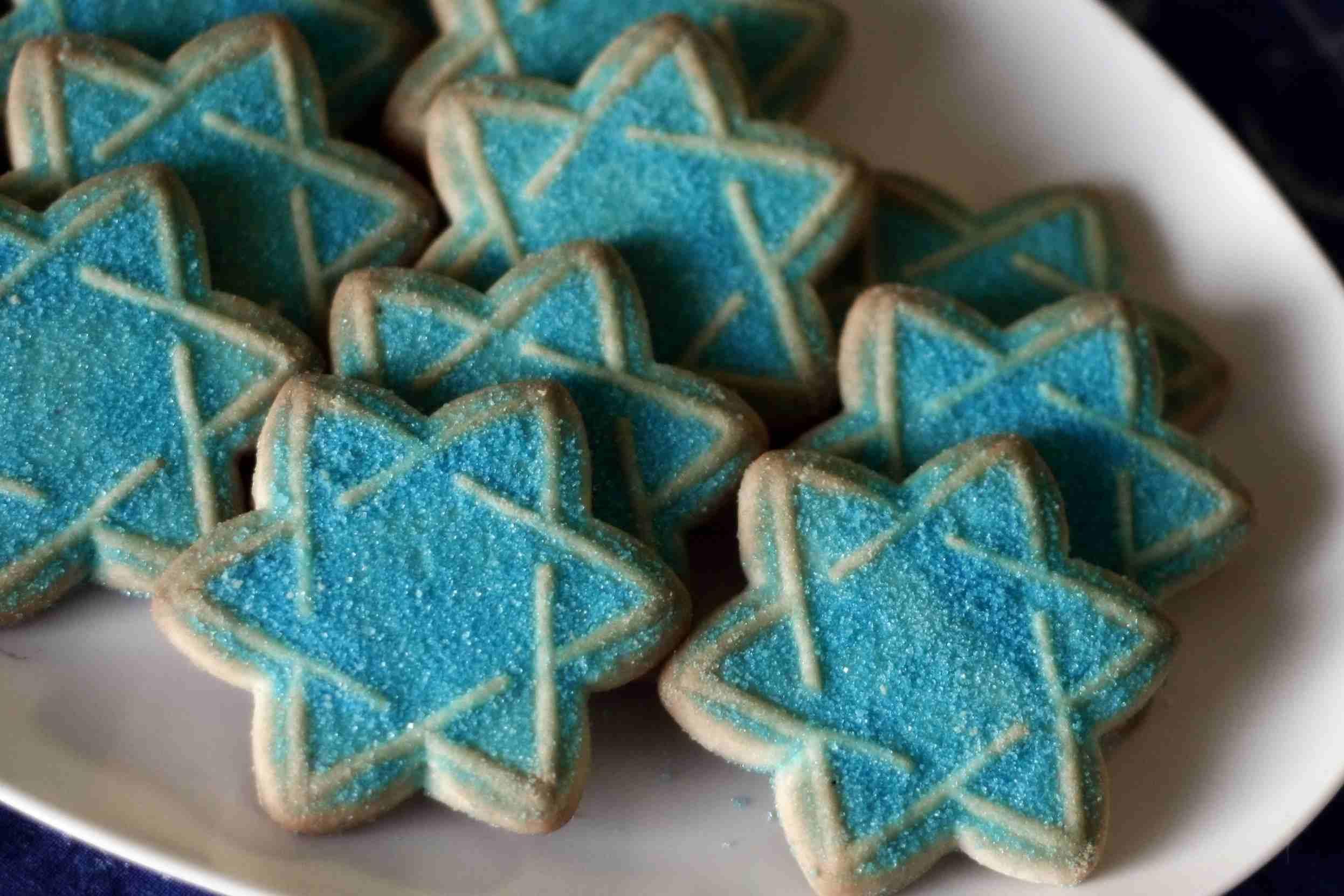 galletas de Janucá