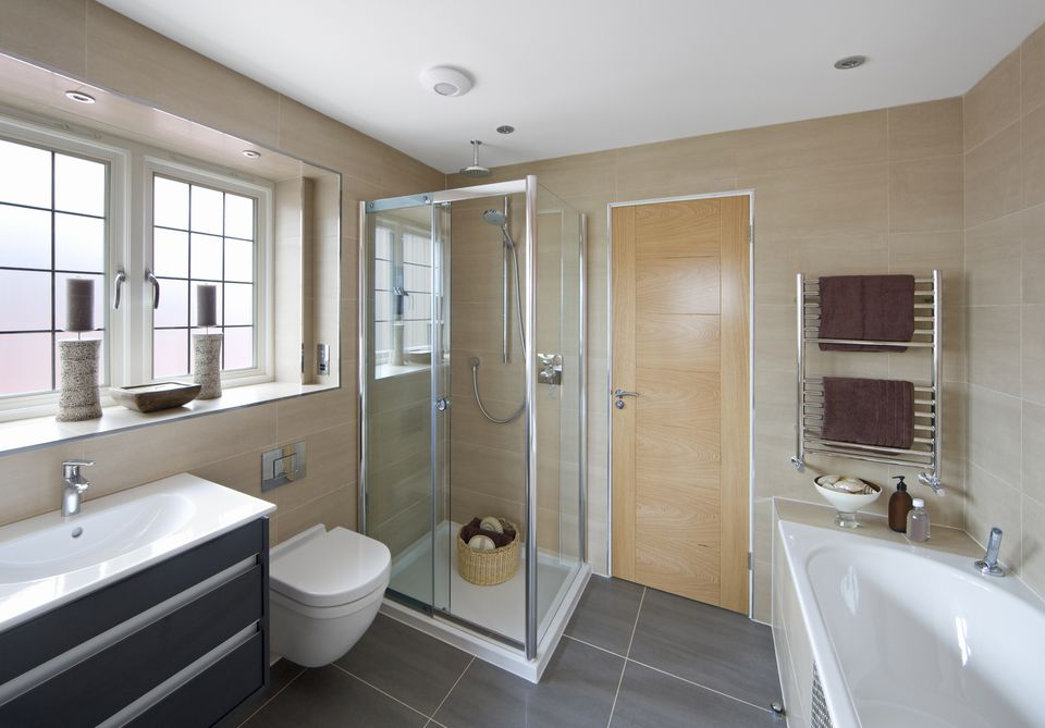 What is a Bypass Shower Door? Alternative Name