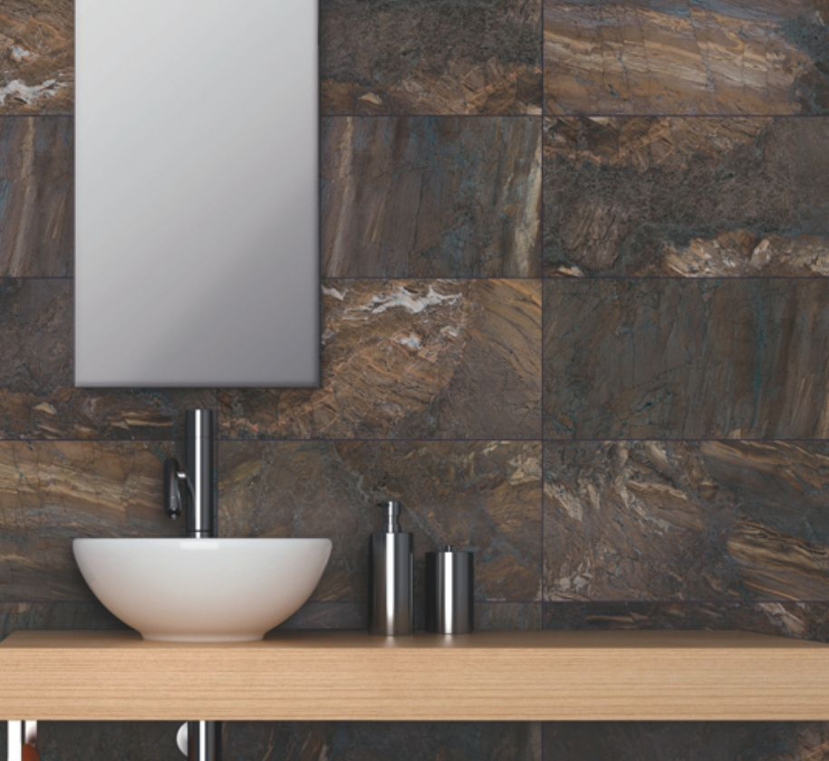 Creative Ideas For Bathroom Backsplashes