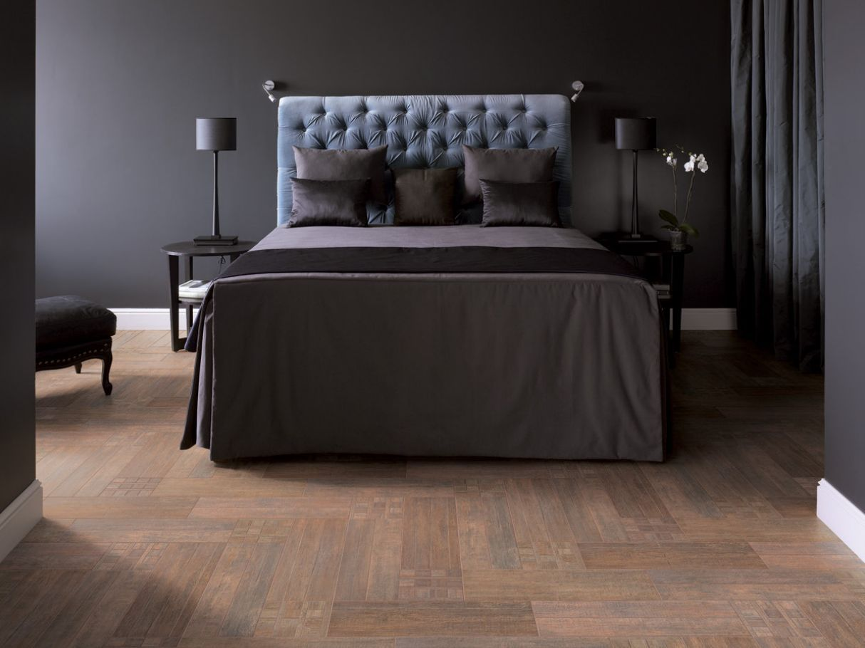 Six Ideas For Ceramic Tile For Bedroom Floors