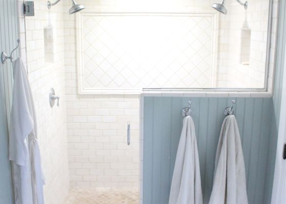 beautiful shower design