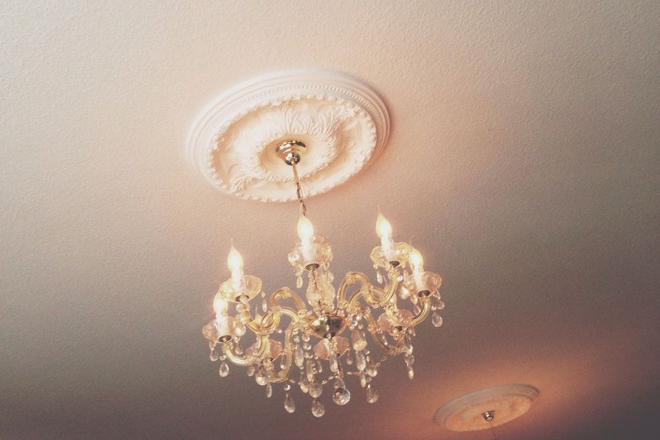 Choose the right size ceiling medallion aloadofball Gallery