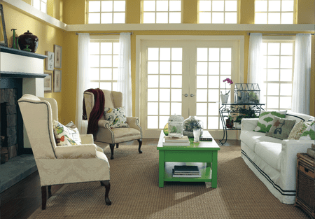 How To Decorate With The Colorgreen